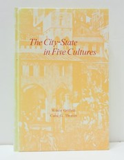 Cover of: The City-state in five cultures