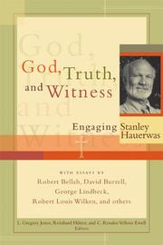 Cover of: God, truth, and witness