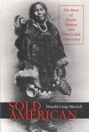Cover of: Sold American | Mitchell, Donald