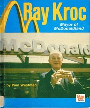 Cover of: Ray Kroc, mayor of McDonaldland