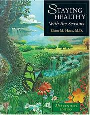 Cover of: Staying healthy with the seasons =