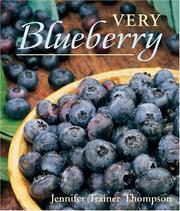 Cover of: Very Blueberry | Jennifer Trainer Thompson