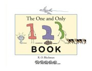 Cover of: The One and Only 1, 2, 3 Book