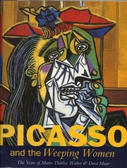 Cover of: Picasso and the weeping women | Judi Freeman