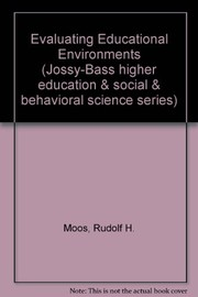 Cover of: Evaluating educational environments