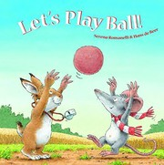 Cover of: Let's Play Ball