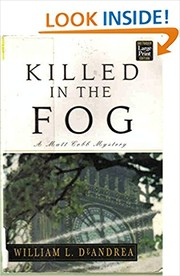 Cover of: Killed in the fog: a Matt Cobb mystery