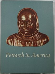 Cover of: Petrarch in America | Michael Jasenas