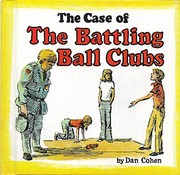 Cover of: The case of the battling ball clubs