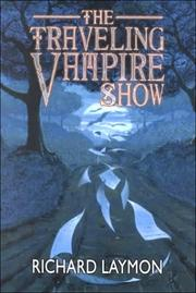 Cover of: The Traveling Vampire Show