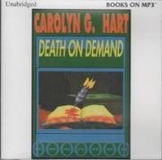 Cover of: Death on Demand