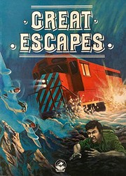 Cover of: The CHP book of great escapes |