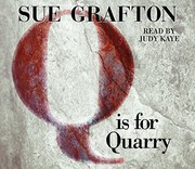 Cover of: Q is for Quarry