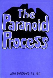 Cover of: The paranoid process | Meissner, W. W.