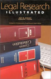 Legal Research Illustrated, 8th Ed.