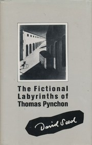 Cover of: The fictional labyrinths of Thomas Pynchon