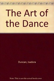 Cover of: The Art of the Dance