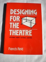 Designing for the theatre