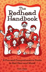 Cover of: The Redhead Handbook | Cort Cass