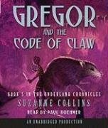 Cover of: The Underland Chronicles Book Five: Gregor and the Code of Claw