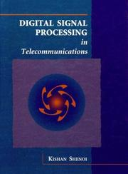 Cover of: Digital signal processing in telecommunications