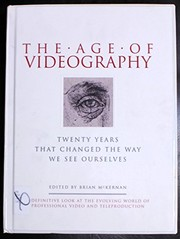 Cover of: The age of videography |