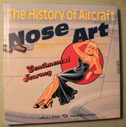 Cover of: The history of aircraft nose art