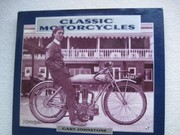 Cover of: Classic motorcycles | Gary Johnstone