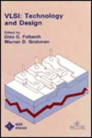 Cover of: VLSI, technology and design |