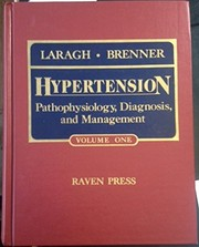 Cover of: Hypertension |