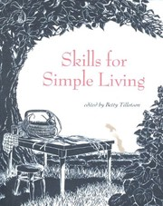 Cover of: Skills for simple living |