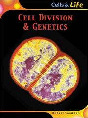 Cover of: Cell Division & Genetics (Cells & Life)