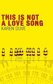 Cover of: This is not a love song