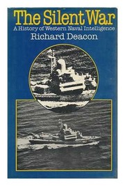 Cover of: The silent war | Deacon, Richard