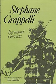 Cover of: Stephane Grappelli, or, The violin with wings