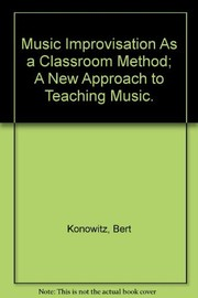 Music improvisation as a classroom method