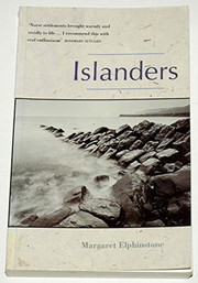 Cover of: Islanders | Margaret Elphinstone