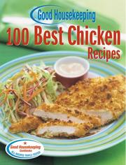 Cover of: Good Housekeeping 100 Best Chicken Recipes (100 Best)