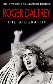 Cover of: Roger Daltrey: The biography