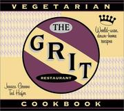 Cover of: The Grit Cookbook | Edward Hafer