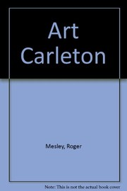 Cover of: Art Carleton | Carleton University. Art Collection.
