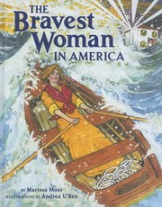 Cover of: The Bravest Woman in America