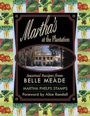 Cover of: Martha's at the Plantation