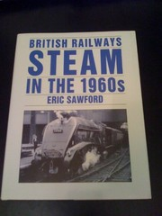 Cover of: British railways steam in the 1960s
