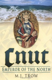 Cover of: CNUT: EMPEROR OF THE NORTH