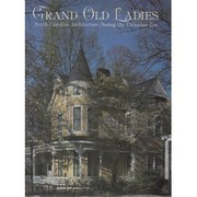Cover of: Grand old ladies |