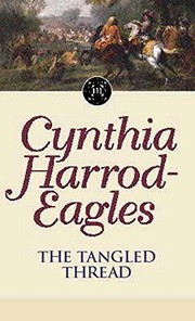 Cover of: The tangled thread | Cynthia Harrod-Eagles