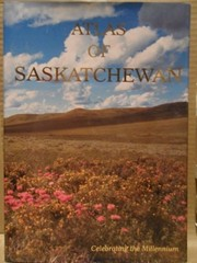 Cover of: Atlas of Saskatchewan |