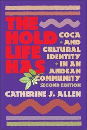 Cover of: The Hold Life Has | Allen Cj