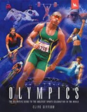 Cover of: Olympics |